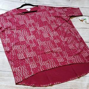 Lularoe XL Irma NWT Elegant collection